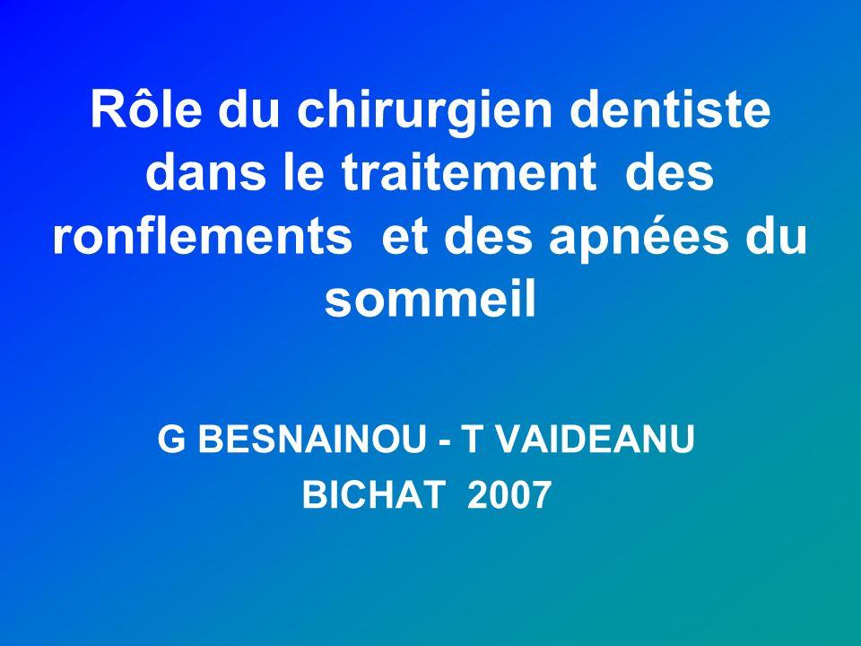 G BESNAINOU - T VAIDEANU BICHAT 2007