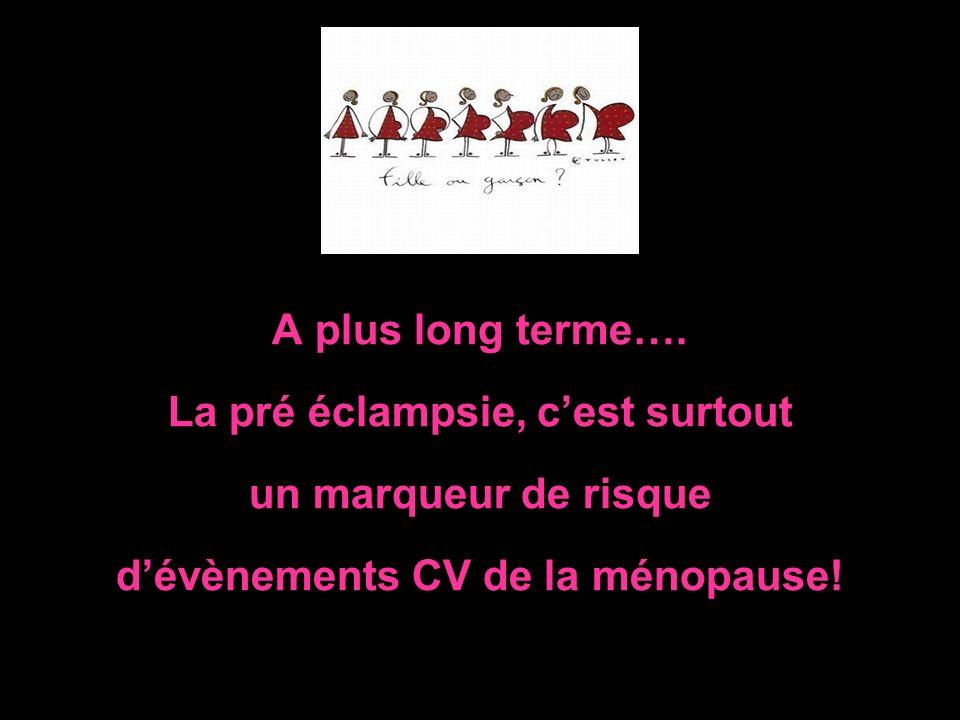 A plus long terme….