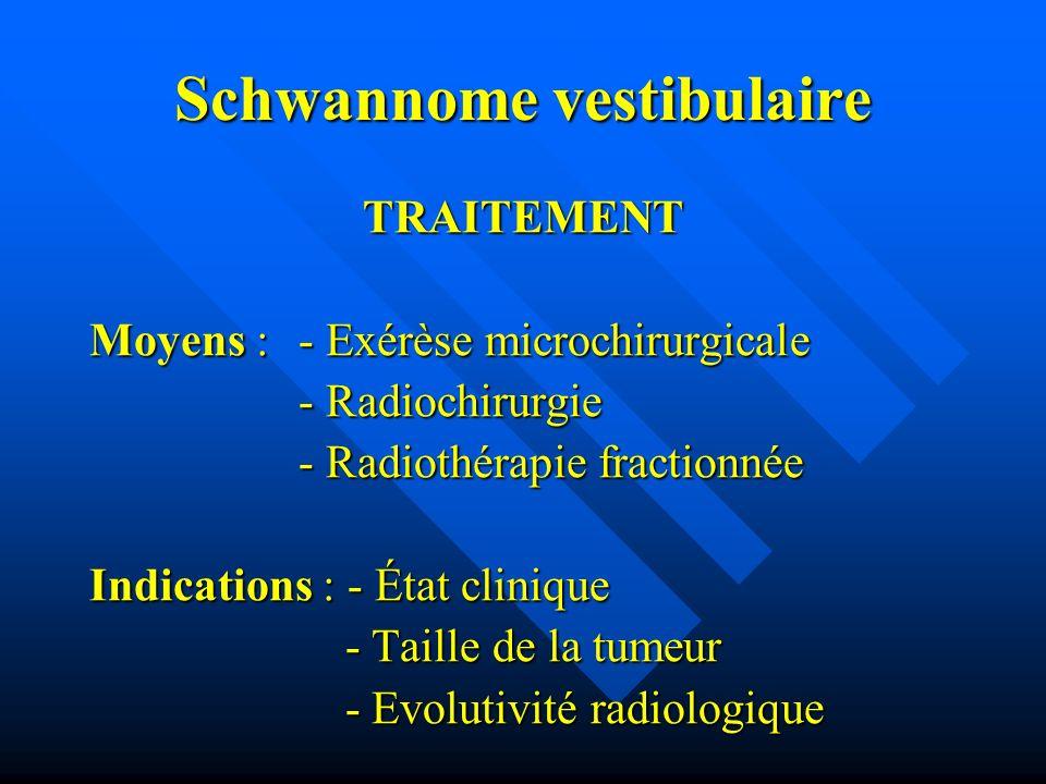 Schwannomes du nerf facial intracrnien : propos de 7