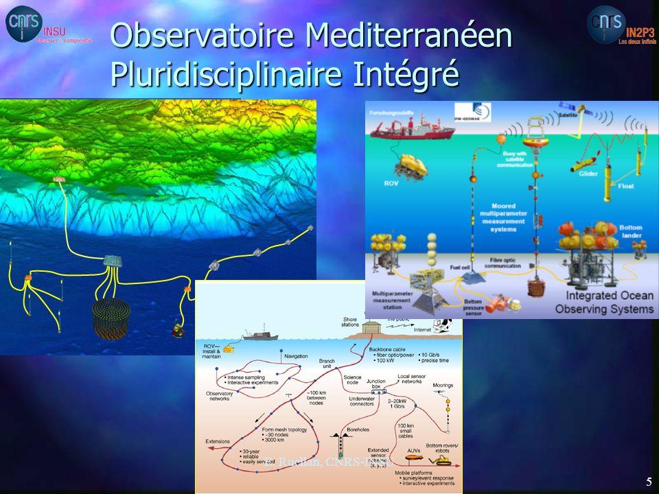 Observatoire Mediterranéen Pluridisciplinaire Intégré
