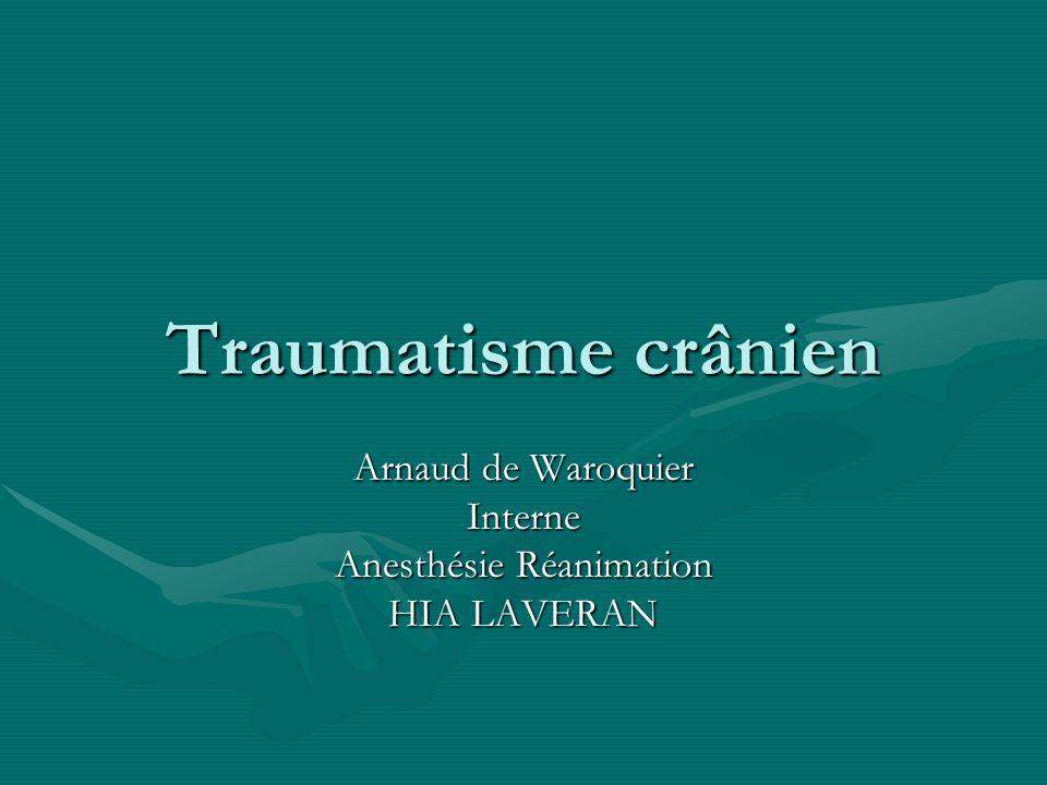 Arnaud de Waroquier Interne Anesthésie Réanimation HIA LAVERAN
