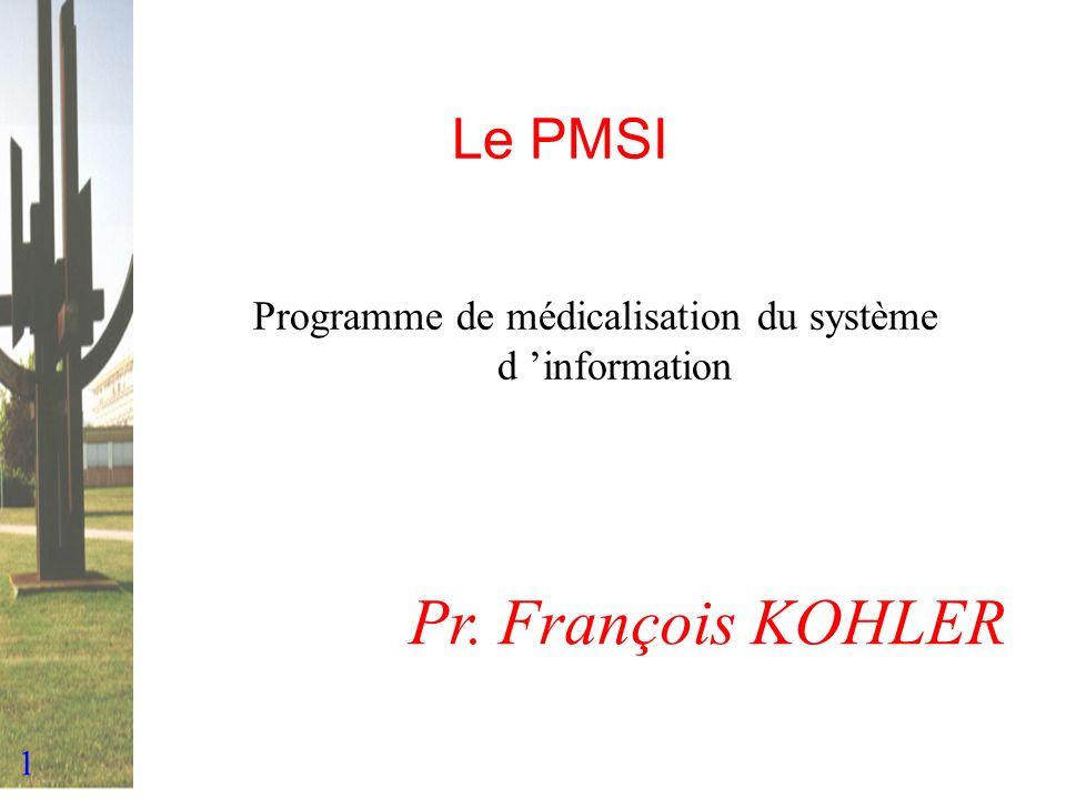 Programme de médicalisation du système d 'information