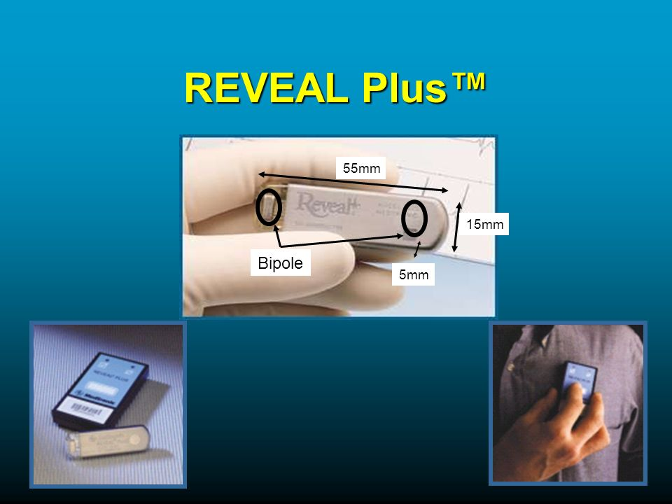 REVEAL Plus™ Bipole 5mm 15mm 55mm