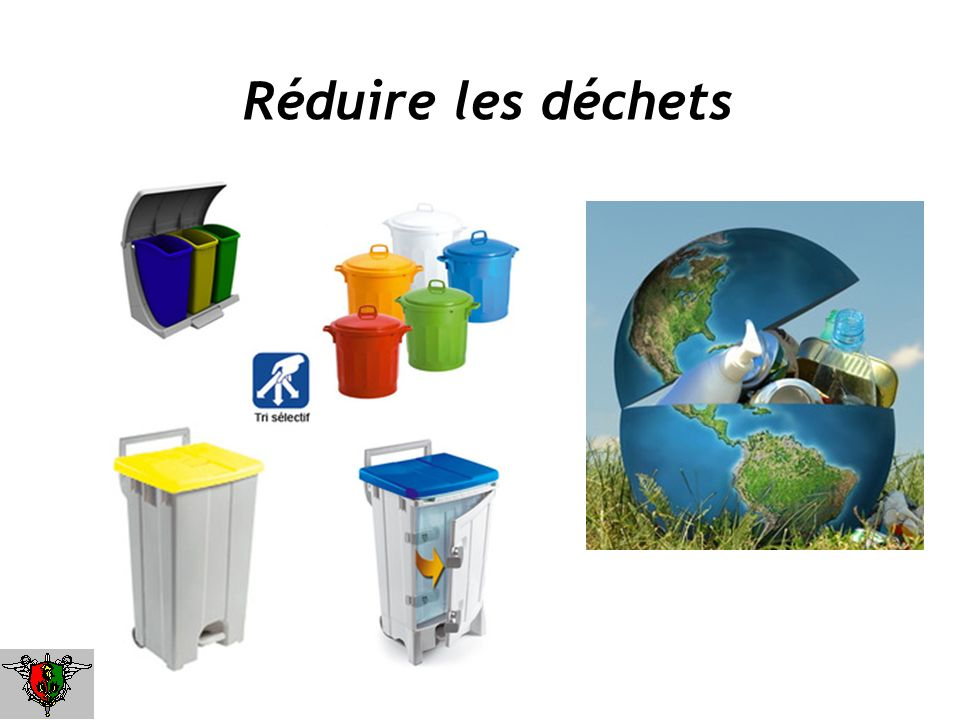 Réduire les déchets 19