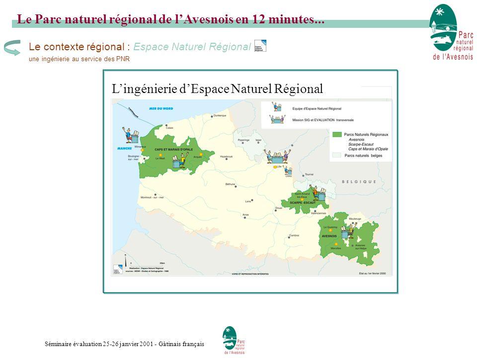 Le Parc naturel régional de l'Avesnois en 12 minutes...
