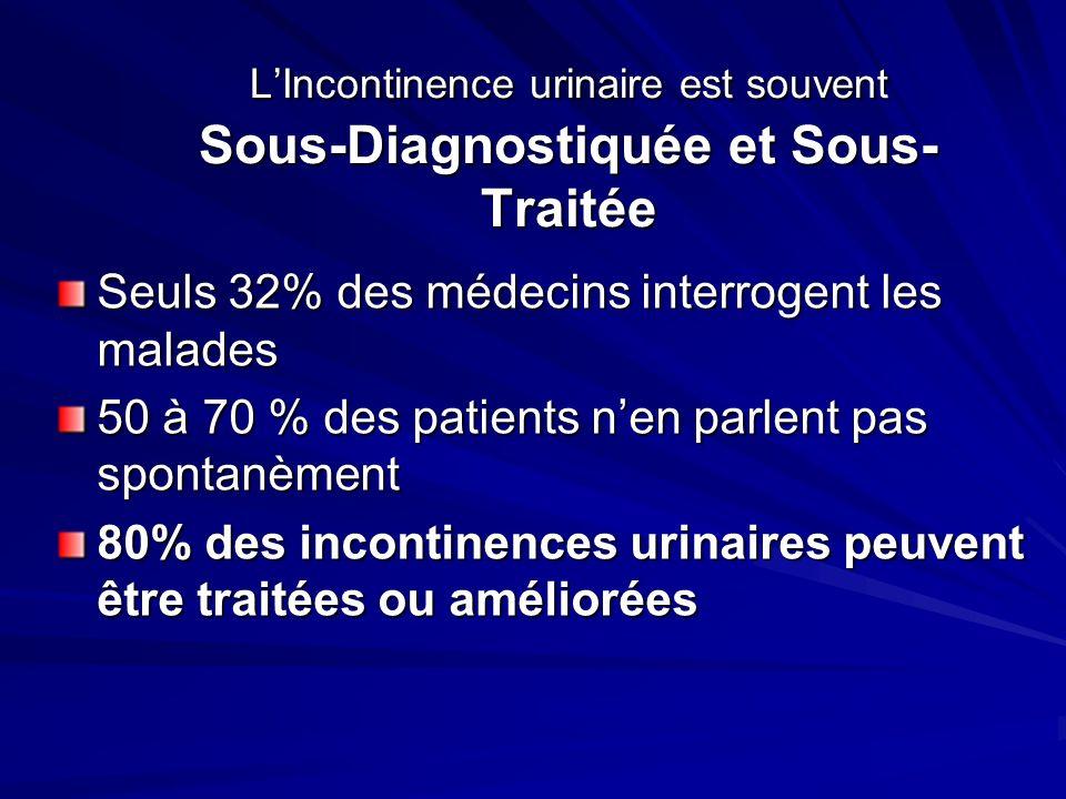 Incontinence urinaire du Sujet âgé - ppt video online