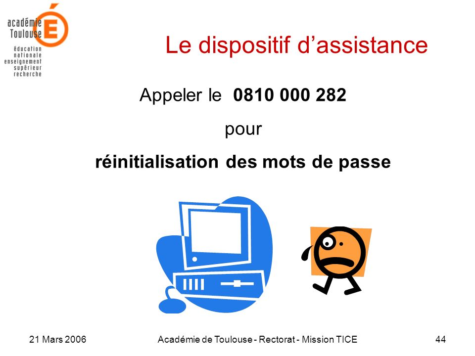 Le dispositif d'assistance