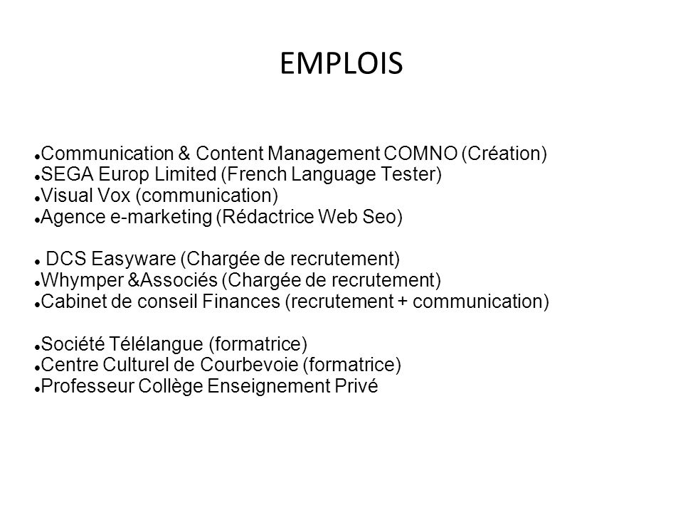 Ecrifore ecriture formation rem diation ppt video online t l charger - Cabinet recrutement communication ...