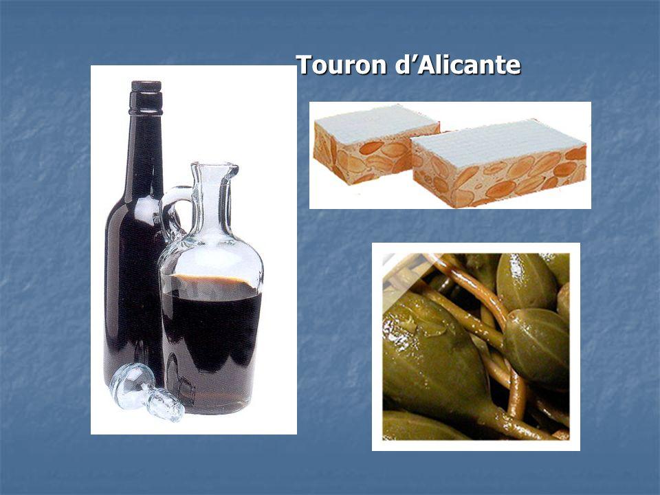 Touron d'Alicante