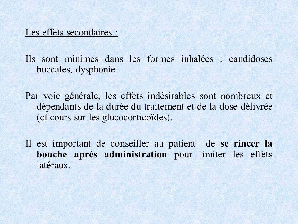 MEDICAMENTS DE L'APPAREIL RESPIRATOIRE - ppt video online