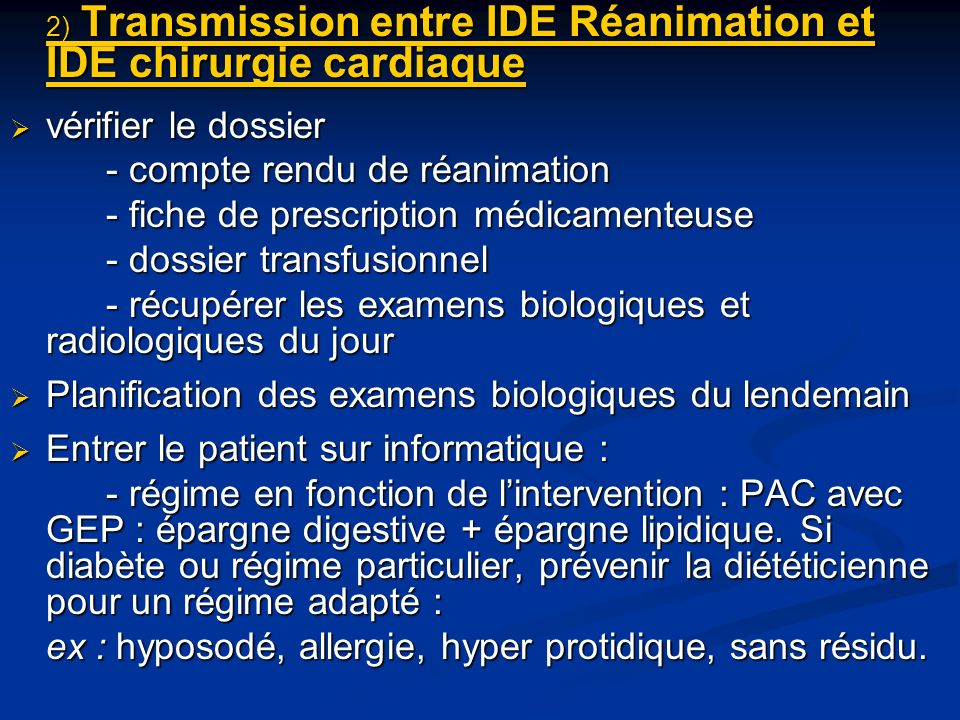 - compte rendu de réanimation - fiche de prescription médicamenteuse