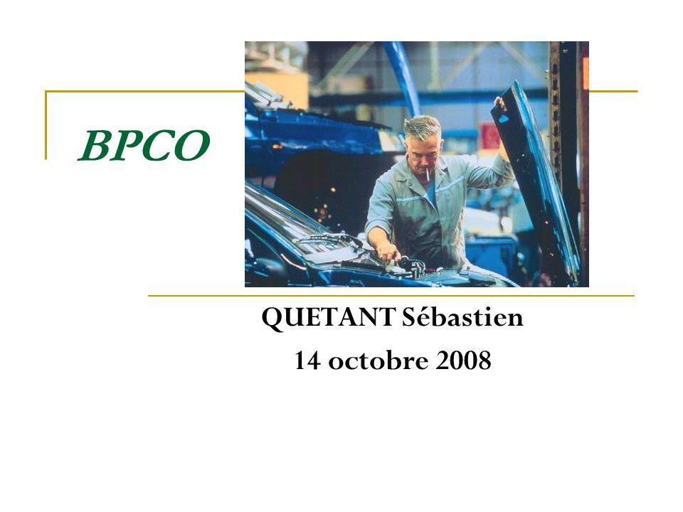 QUETANT Sébastien 14 octobre 2008