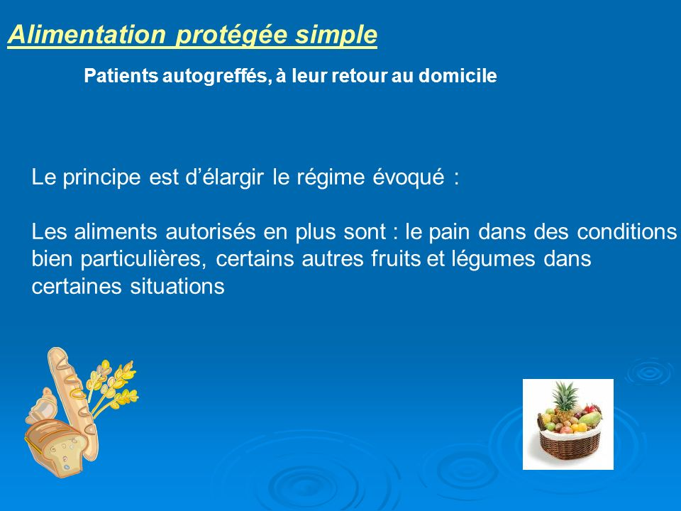 Alimentation protégée simple