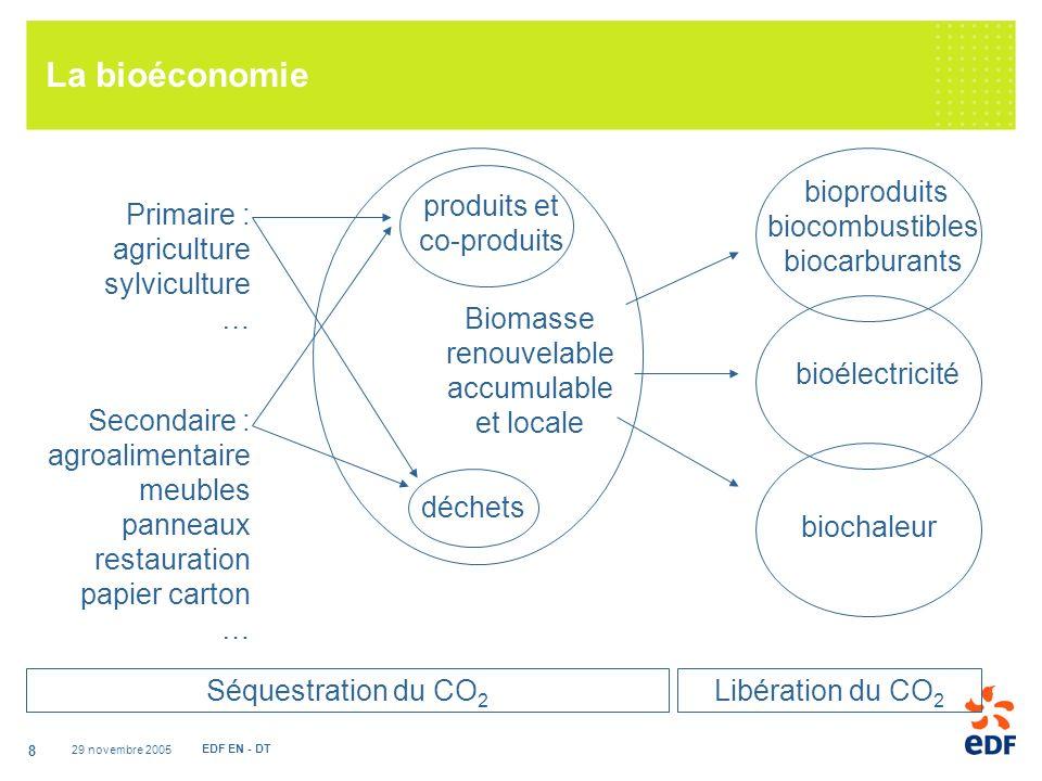 La bioéconomie bioproduits biocombustibles biocarburants