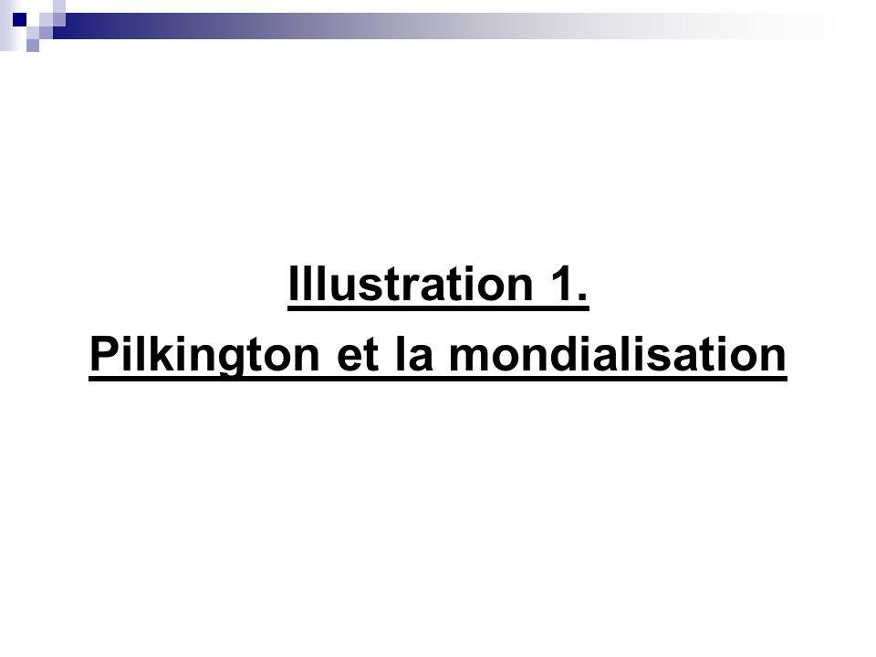 Pilkington et la mondialisation