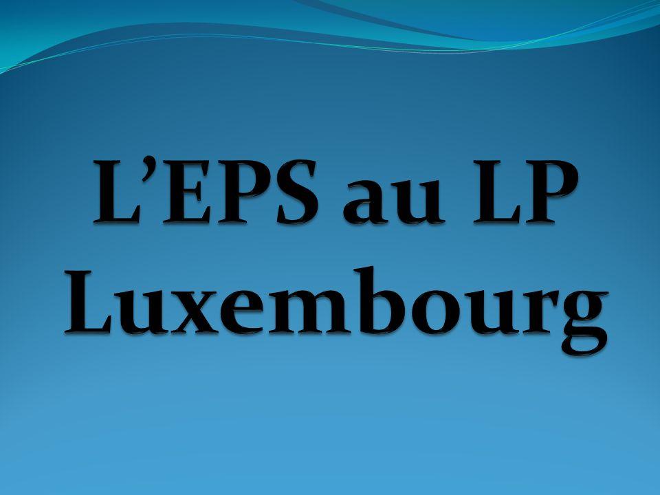L'EPS au LP Luxembourg