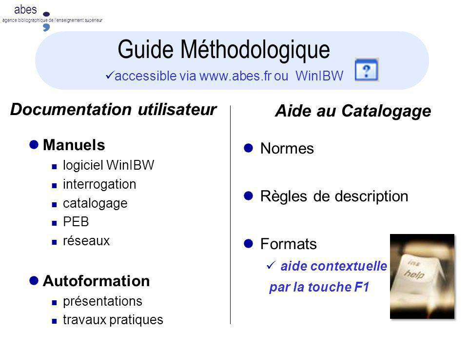 Documentation utilisateur