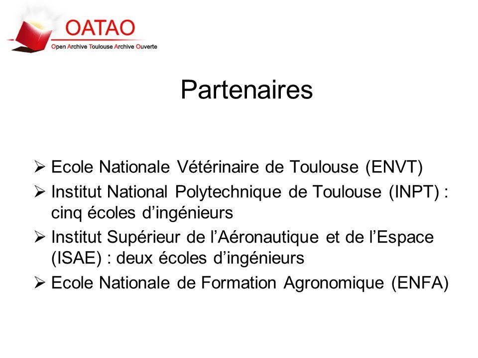 Partenaires Ecole Nationale Vétérinaire de Toulouse (ENVT)