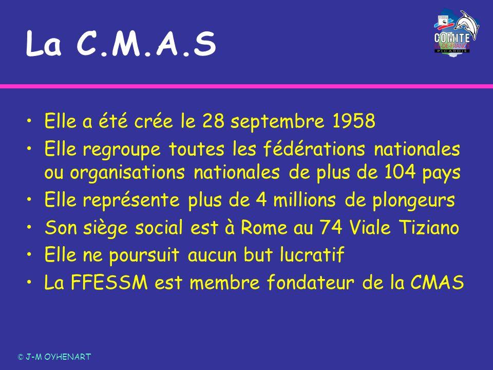 La C.M.A.S Elle a été crée le 28 septembre 1958