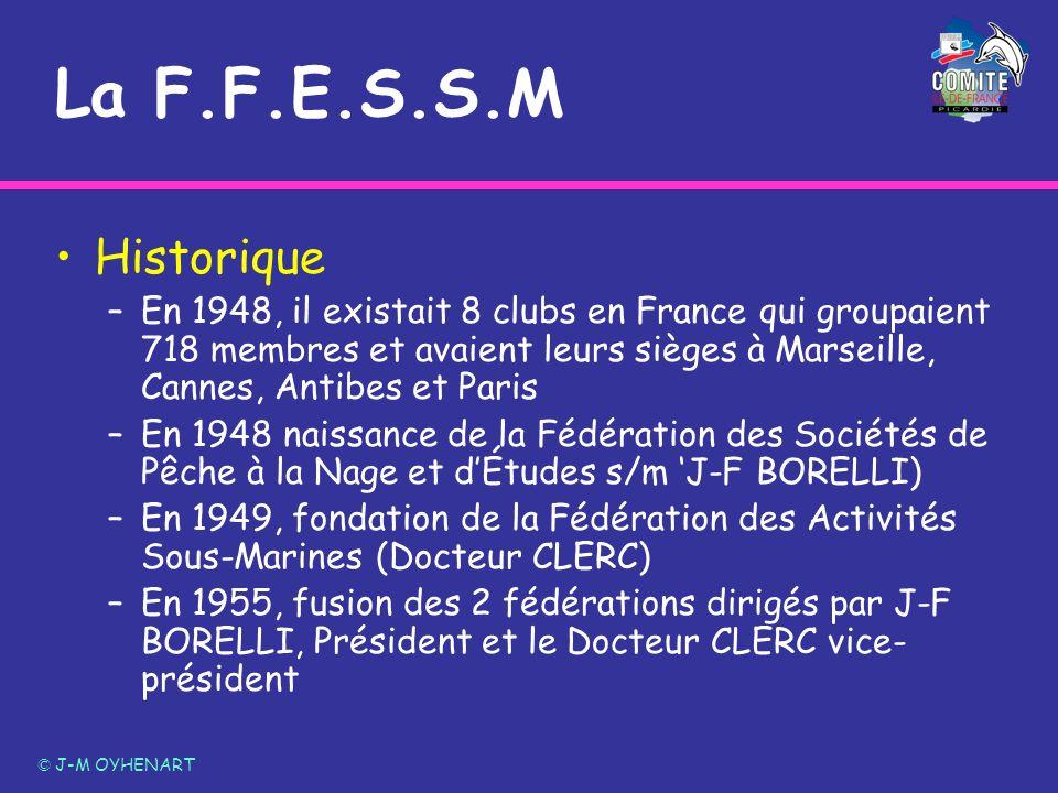 La F.F.E.S.S.MHistorique.