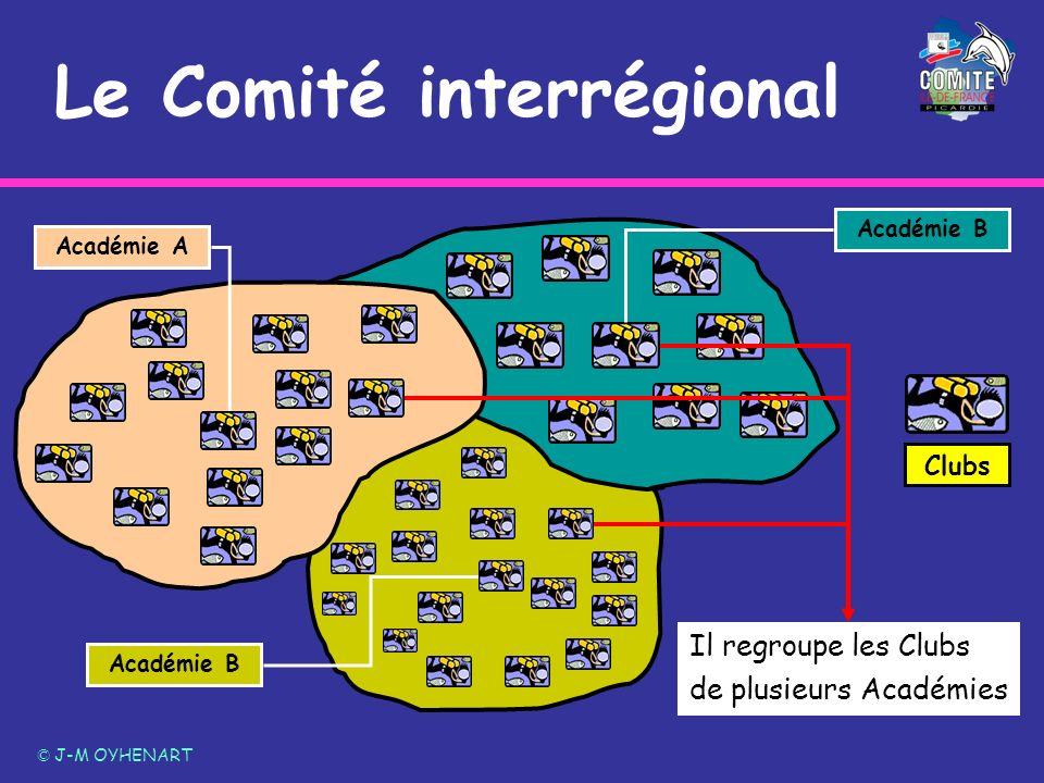 Le Comité interrégional