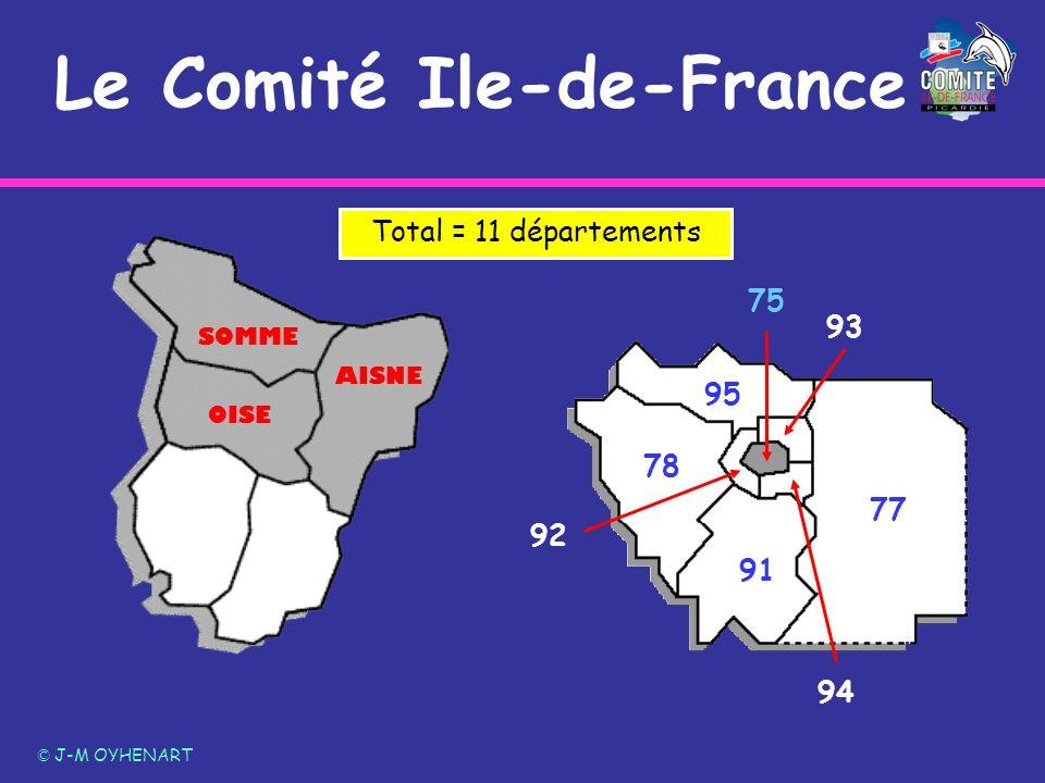 Le Comité Ile-de-France