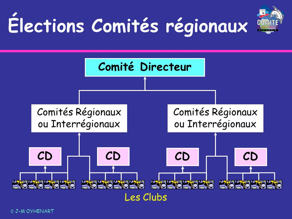 Élections Comités régionaux