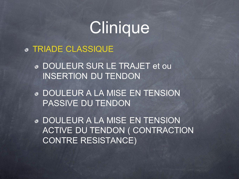 Clinique TRIADE CLASSIQUE