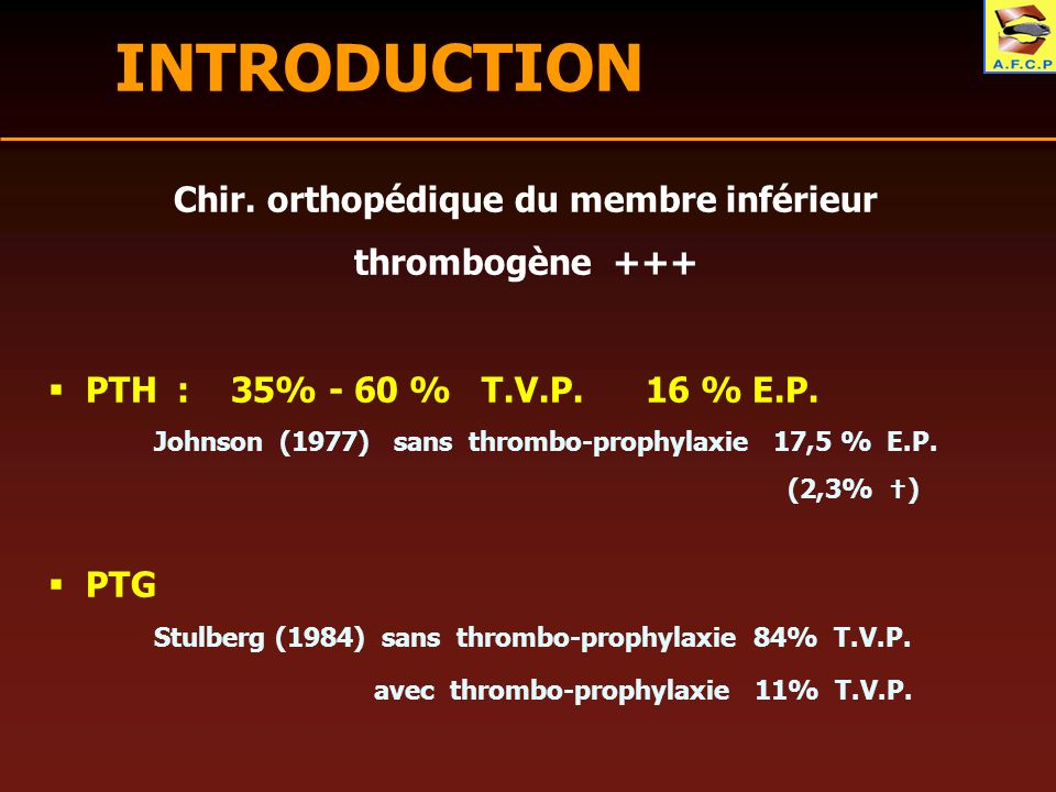 Chir. orthopédique du membre inférieur