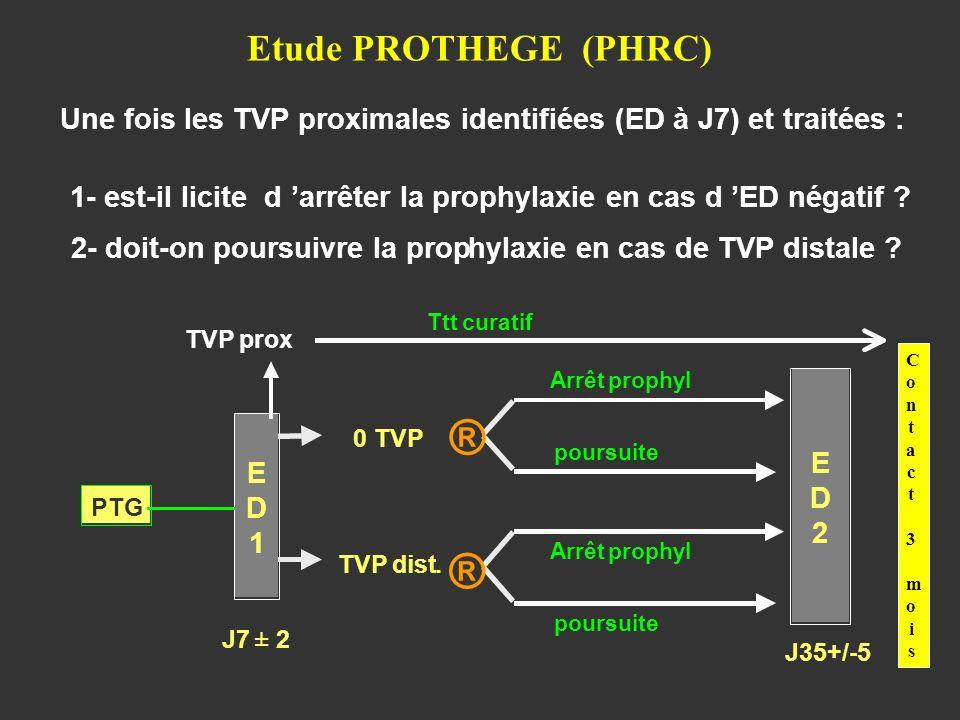 ® Etude PROTHEGE (PHRC) E D 1