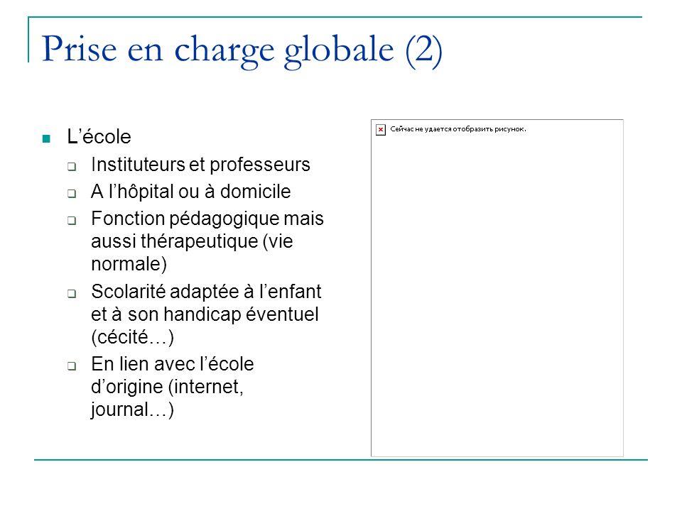Prise en charge globale (2)
