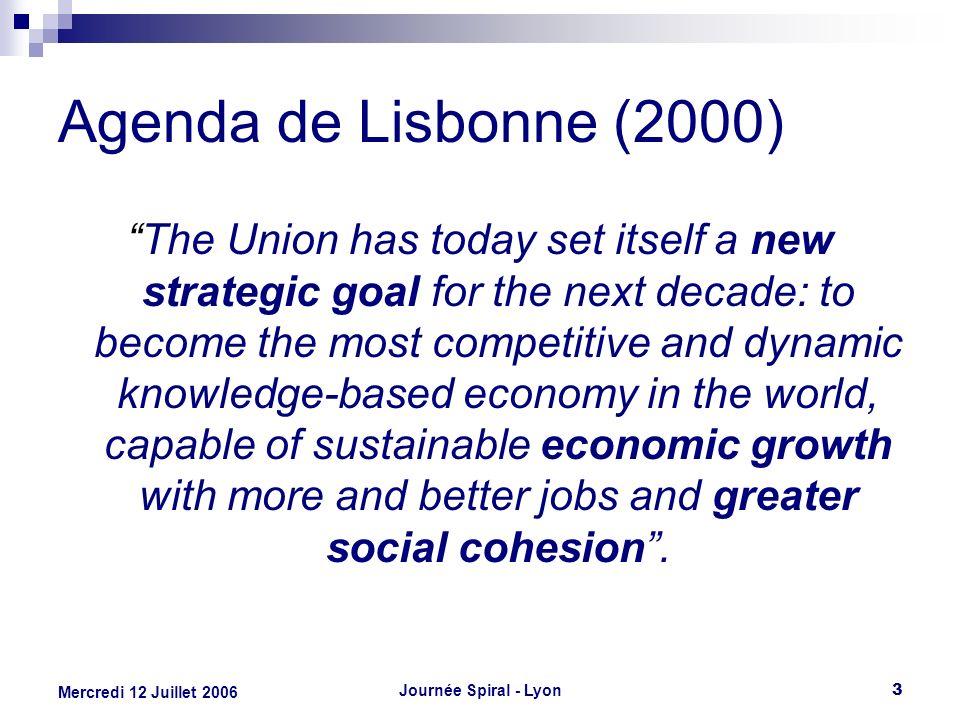Agenda de Lisbonne (2000)