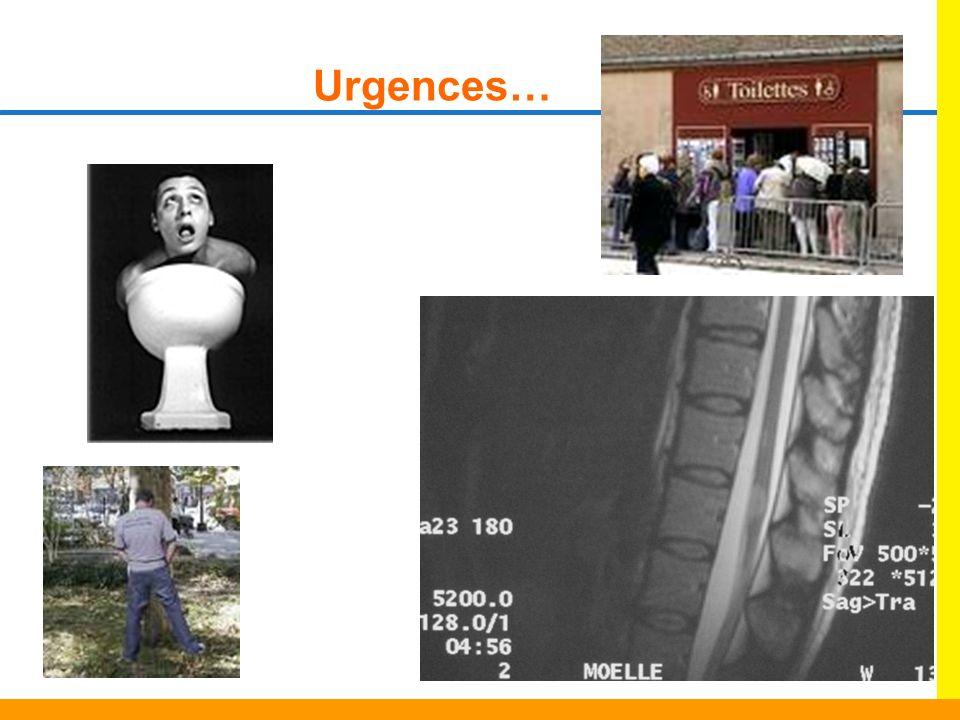 Urgences…