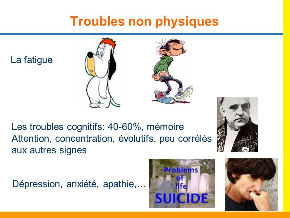 Troubles non physiques