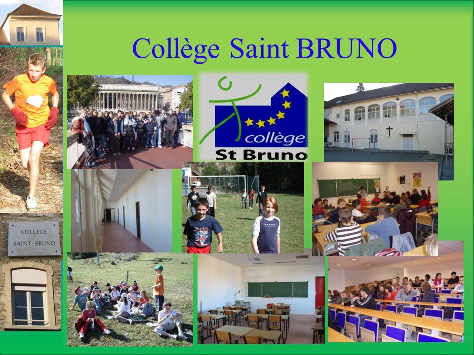 Collège Saint BRUNO