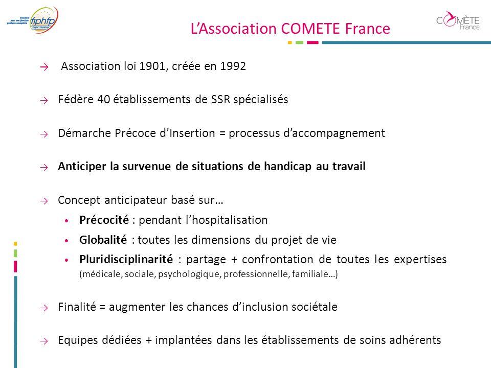 L'Association COMETE France