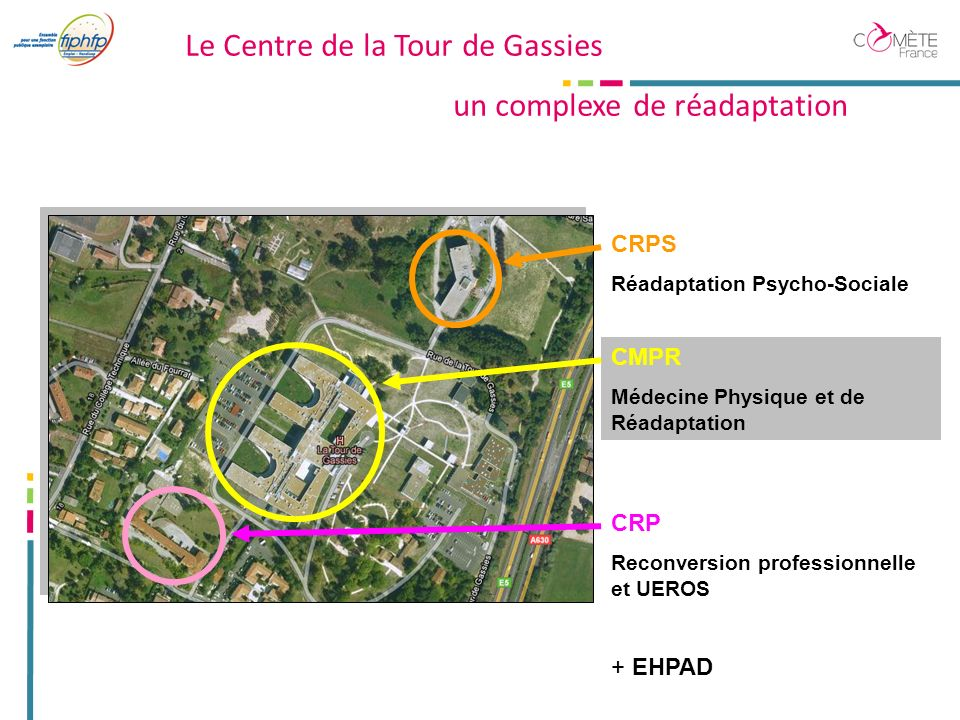 Le Centre de la Tour de Gassies un complexe de réadaptation