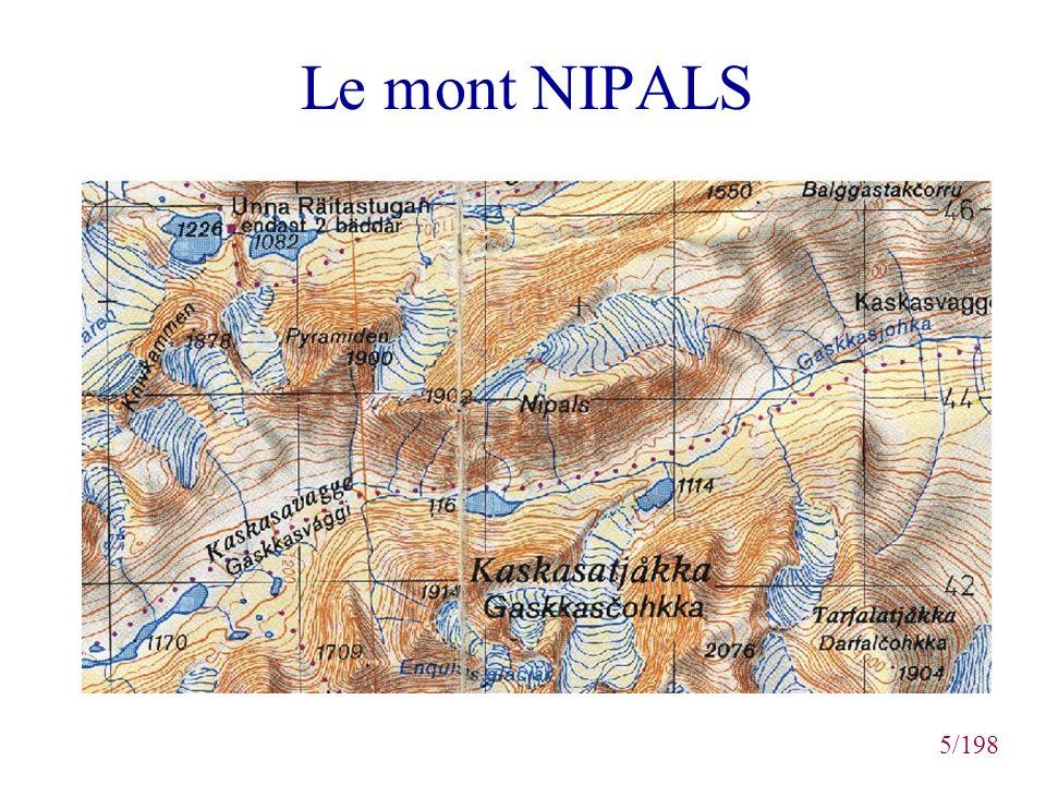 Le mont NIPALS
