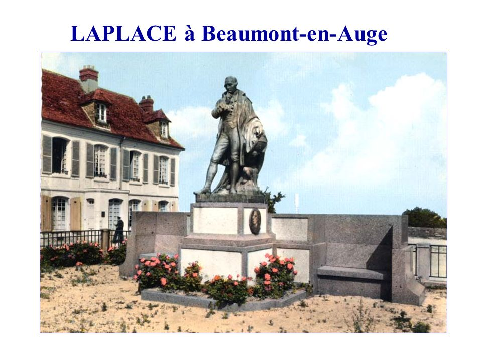 LAPLACE à Beaumont-en-Auge