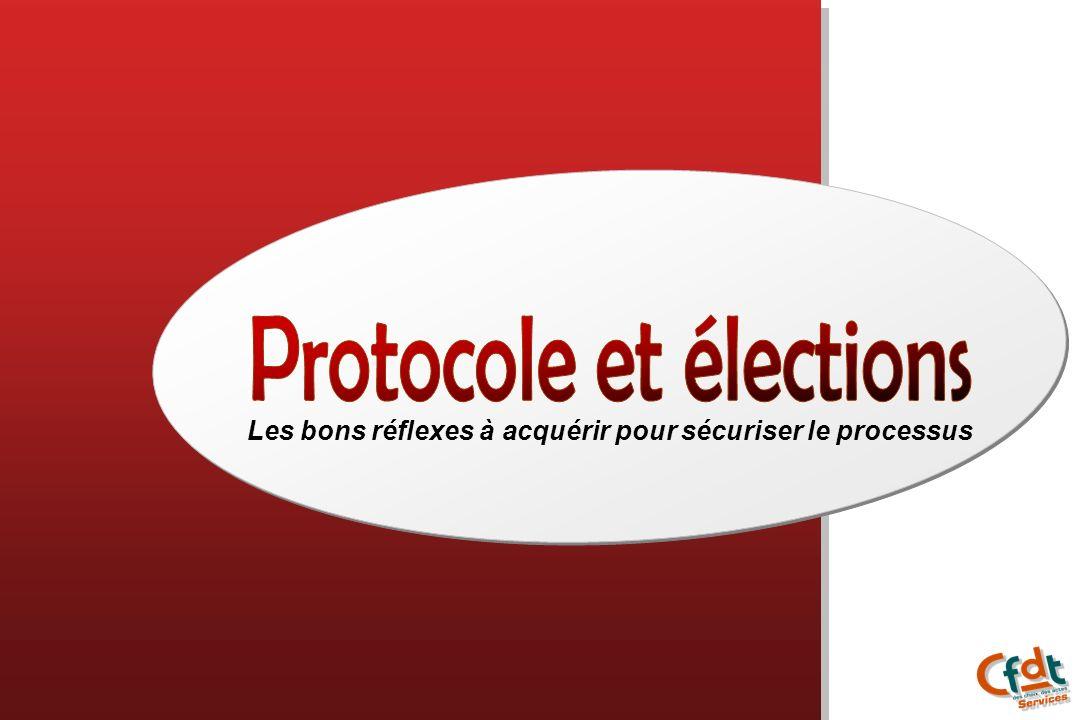 Protocole et élections