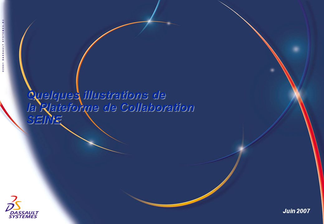 Quelques illustrations de la Plateforme de Collaboration SEINE