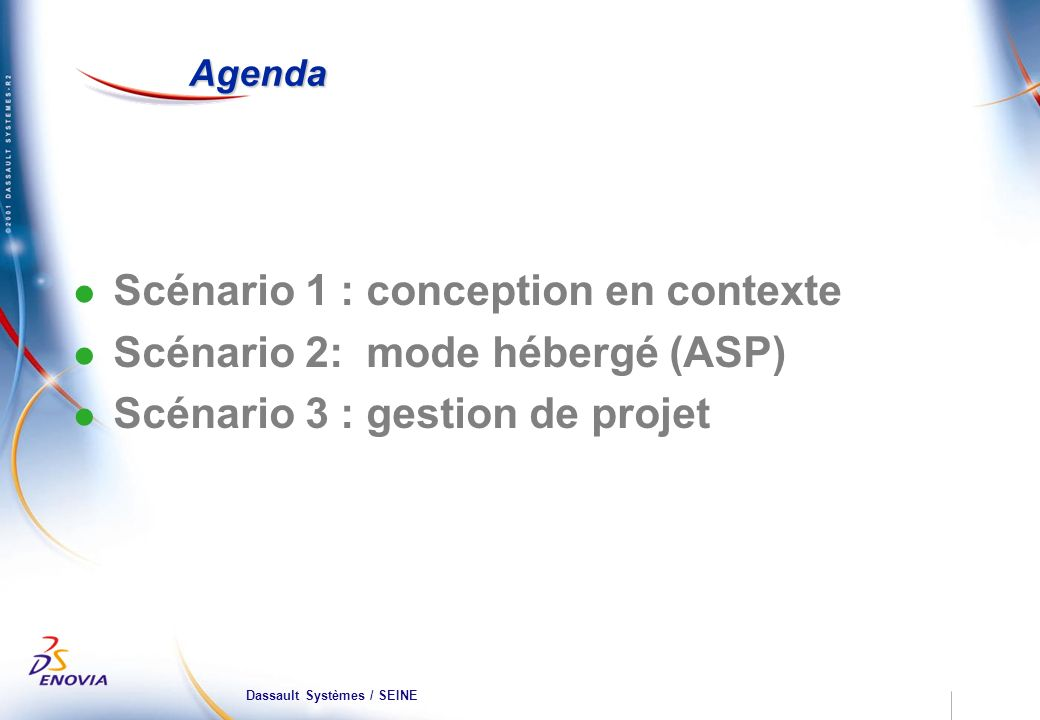 Dassault Systèmes / SEINE