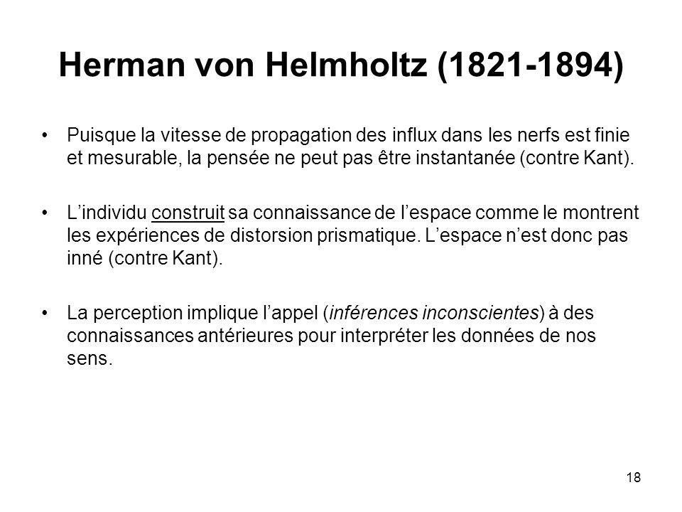 Herman von Helmholtz (1821-1894)