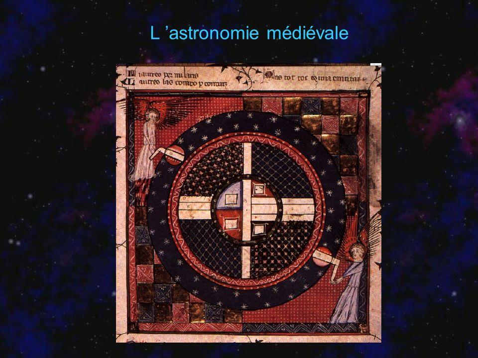 L 'astronomie médiévale