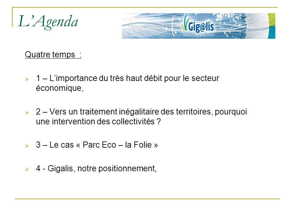 L'Agenda Quatre temps :