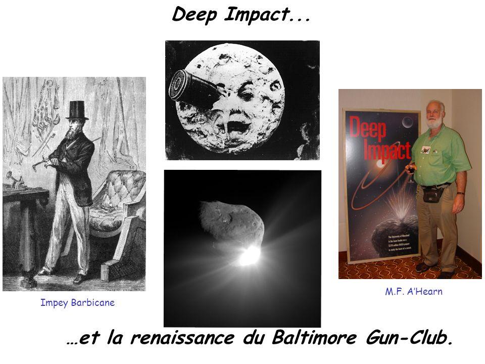 …et la renaissance du Baltimore Gun-Club.