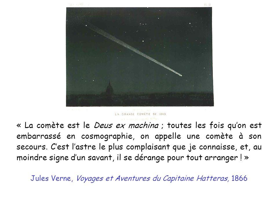 Jules Verne, Voyages et Aventures du Capitaine Hatteras, 1866