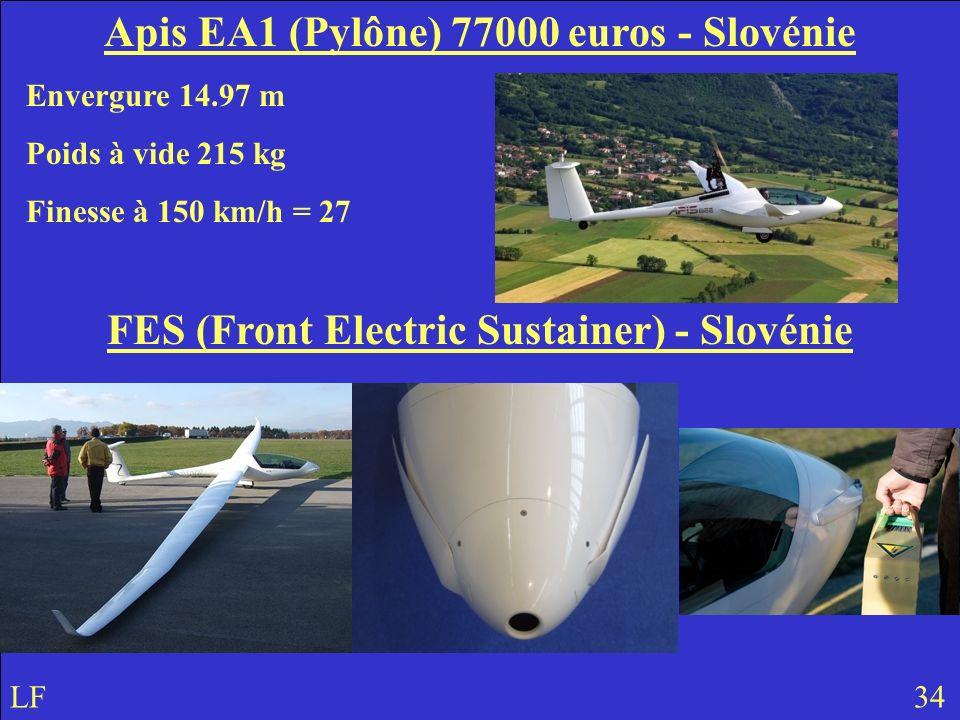Apis EA1 (Pylône) 77000 euros - Slovénie