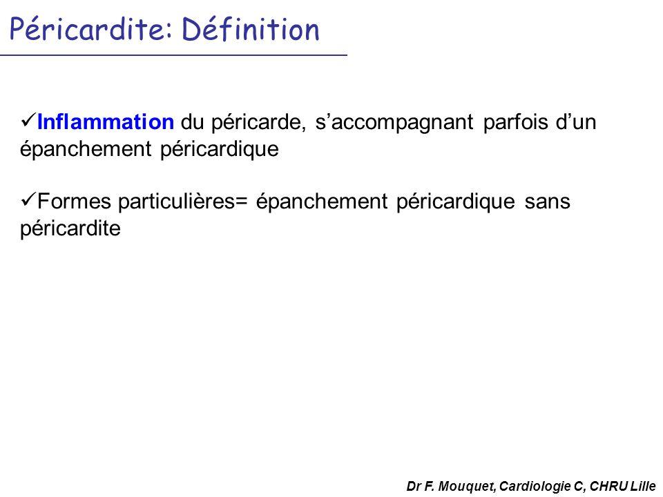 Péricardite: Définition