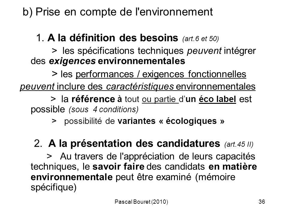 > les performances / exigences fonctionnelles